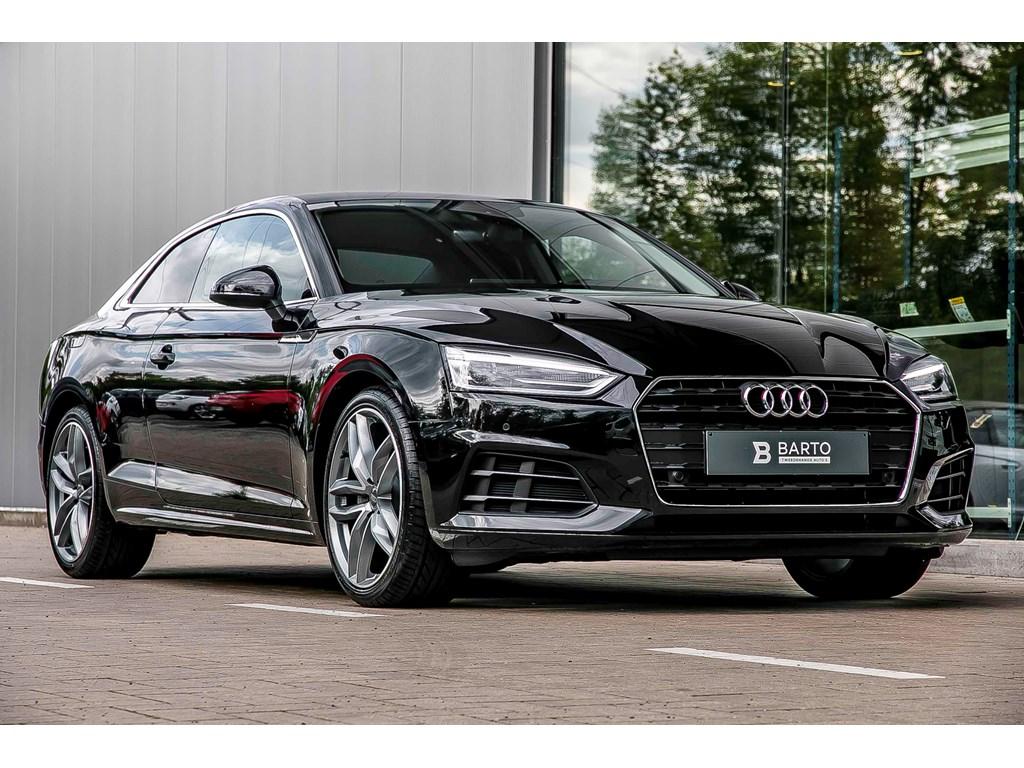 Tweedehands te koop: Audi A5 Zwart - Verkocht - Proficiat
