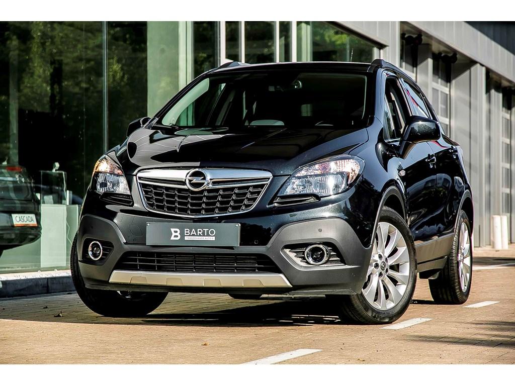 Tweedehands te koop: Opel Mokka Zwart - Cosmo - 14 Turb 140pk - Navi - Arij Camera