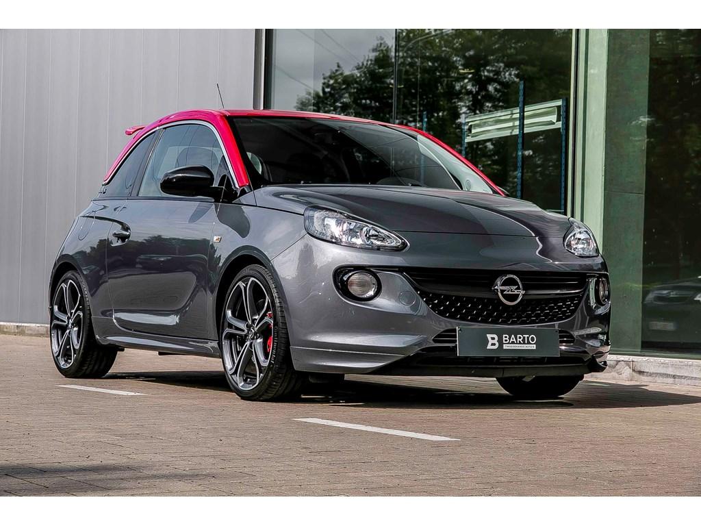 Tweedehands te koop: Opel ADAM Grijs - S - 14 Turbo 150pk - BiColor velgen - Weinig kms