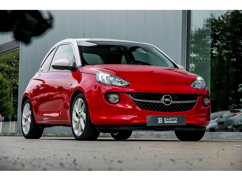 Tweedehands te koop: Opel ADAM Rood - 14 Benz 100pk - IntelliLink Radio - Airco - Usb -