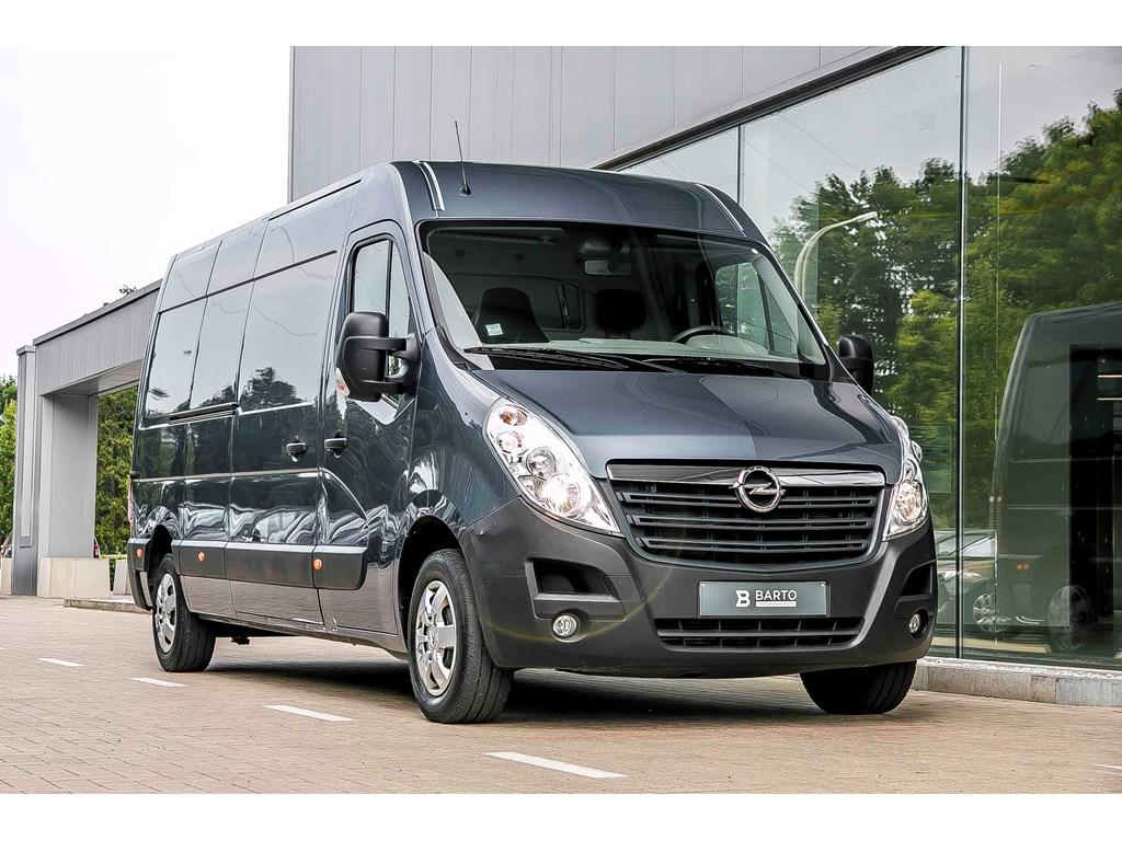 Tweedehands te koop: Opel Movano Blauw - Verkocht Proficiat