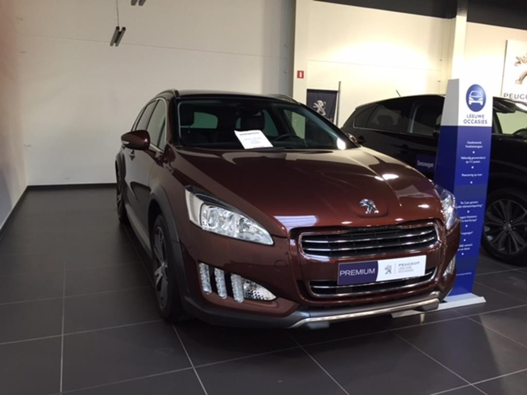 Peugeot 508 Break