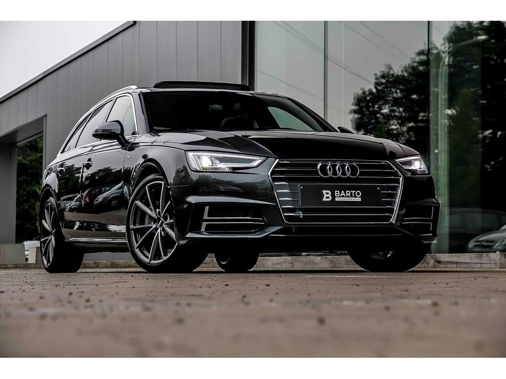Tweedehands te koop: Audi A4 Grijs - Avant 190pk - S line - Pano dak - Full led - NIEUW
