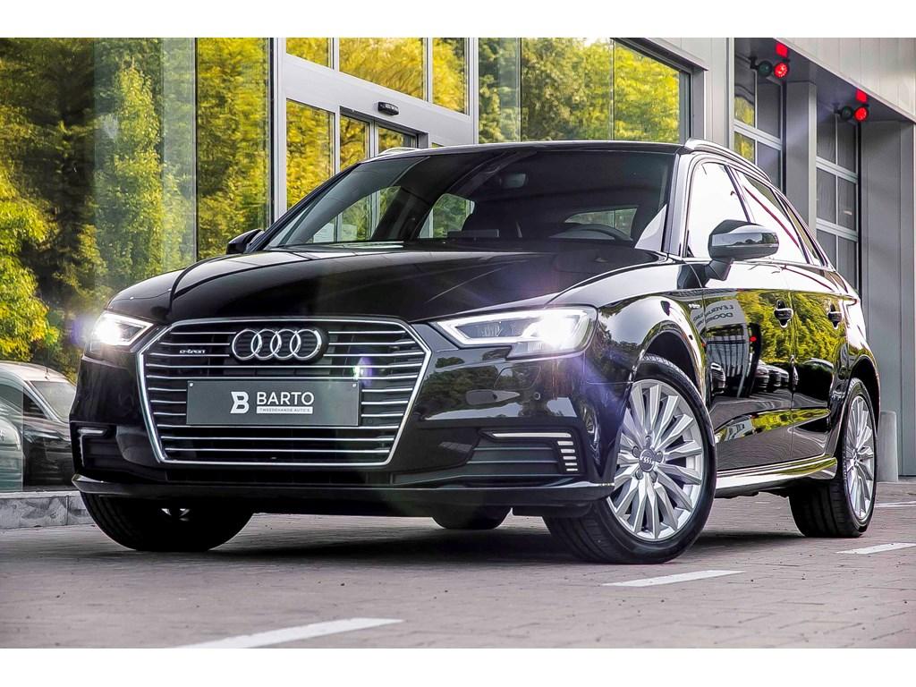 Tweedehands te koop: Audi A3 Zwart - E-Tron - Leder Sportzetels - Virt Cockpit - Full Led