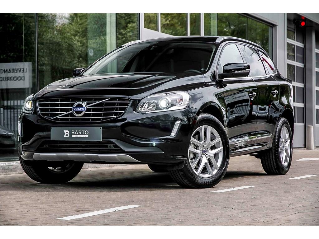 Tweedehands te koop: Volvo XC60 Zwart - Summum - 190pk - Leder - Donker glas - Xenon - Camera - Electr Zetel - Autom koffer