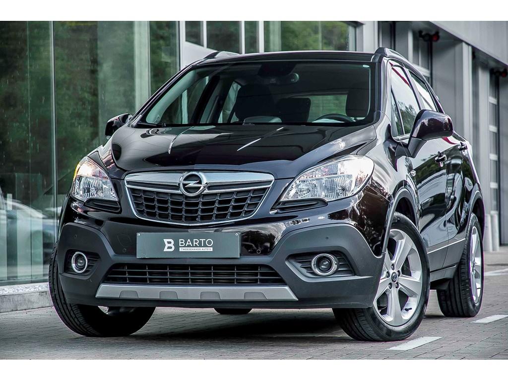 Tweedehands te koop: Opel Mokka Bruin - Verkocht Proficiat