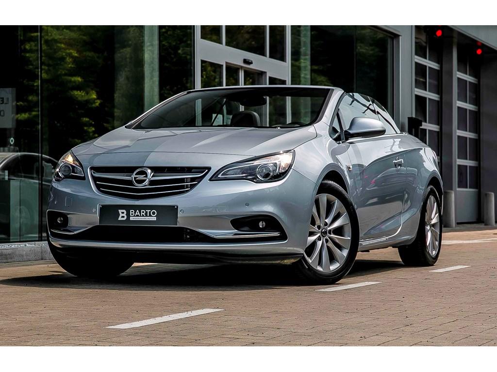 Tweedehands te koop: Opel Cascada Zilver - 14 T 140pk - Navigatie - Weinig kms - Nieuwstaat