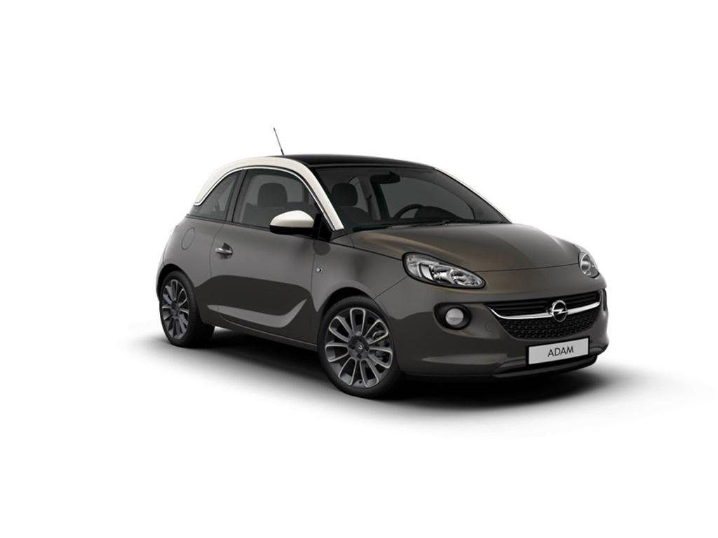 Tweedehands te koop: Opel ADAM Grijs - Proficiat Marc Sonja