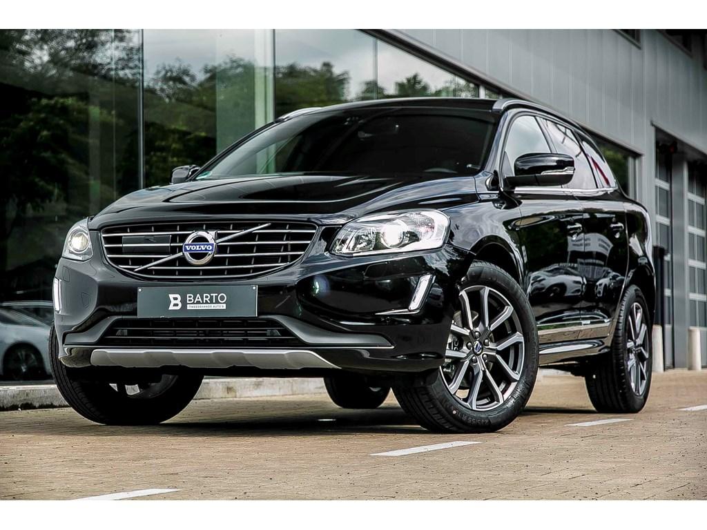 Tweedehands te koop: Volvo XC60 Zwart - Summum - D4 190pk - Xenon - Adapt CC - BLIS - 19 wielen - Privacy glas