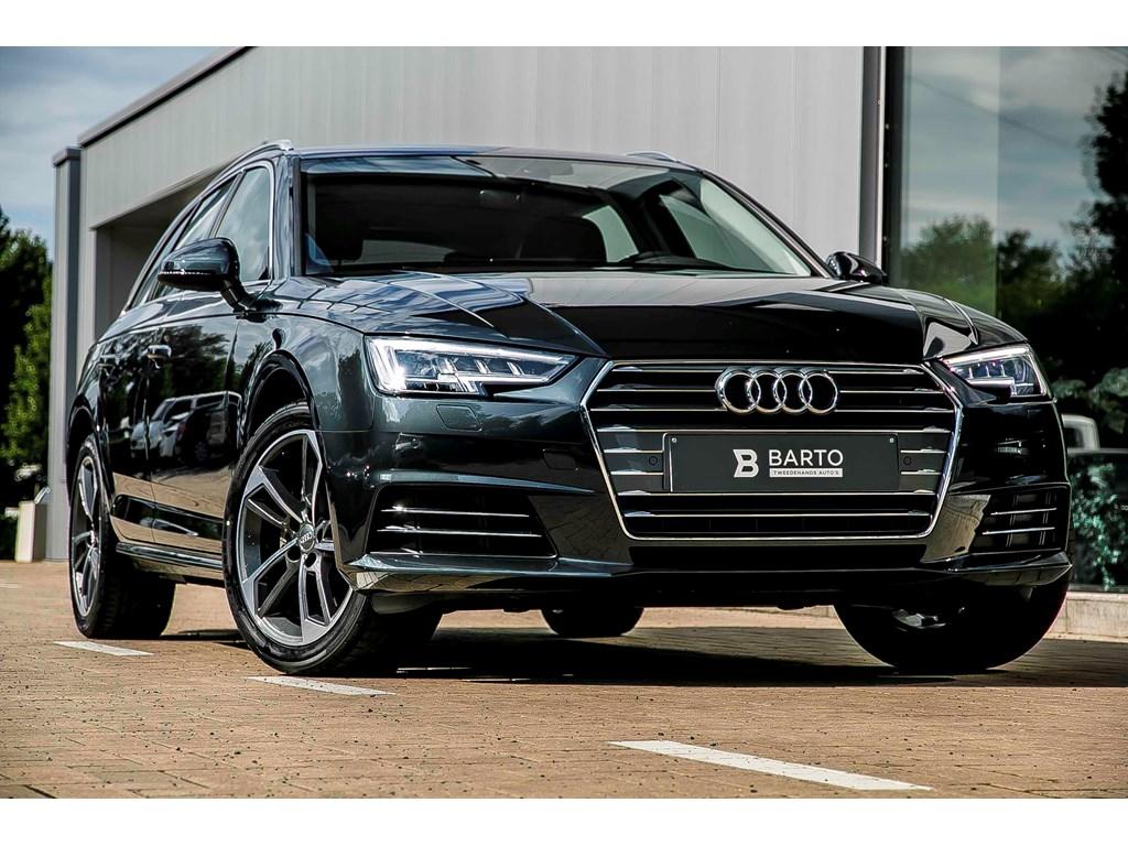 Tweedehands te koop: Audi A4 Blauw - Avant - Sport - Matrix LED - Virt Cockpit - Camera - Dodehoeksens - 150pk - NIEUW