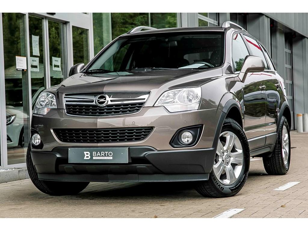 Tweedehands te koop: Opel Antara Grijs - 22d 163pk - Weinig km - Navi - Verwarmde lederen zetels - Aut Airco - Trekhaak