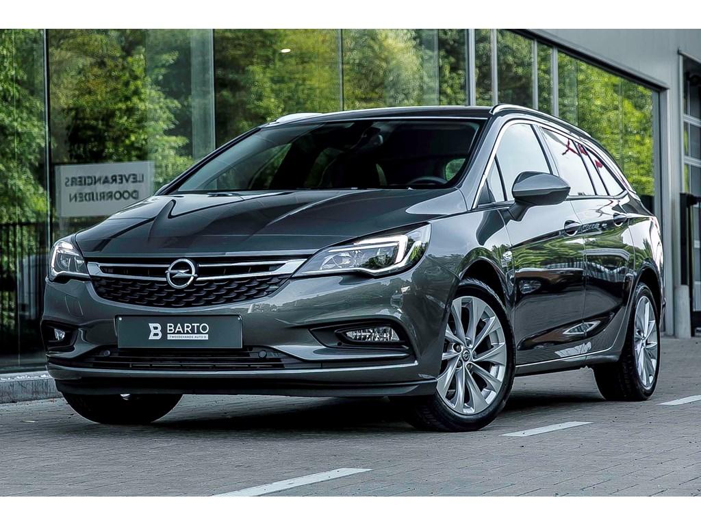 Tweedehands te koop: Opel Astra Grijs - ST - Innovation - 14T 150pk - Navi - Camera - Dodehoeksens