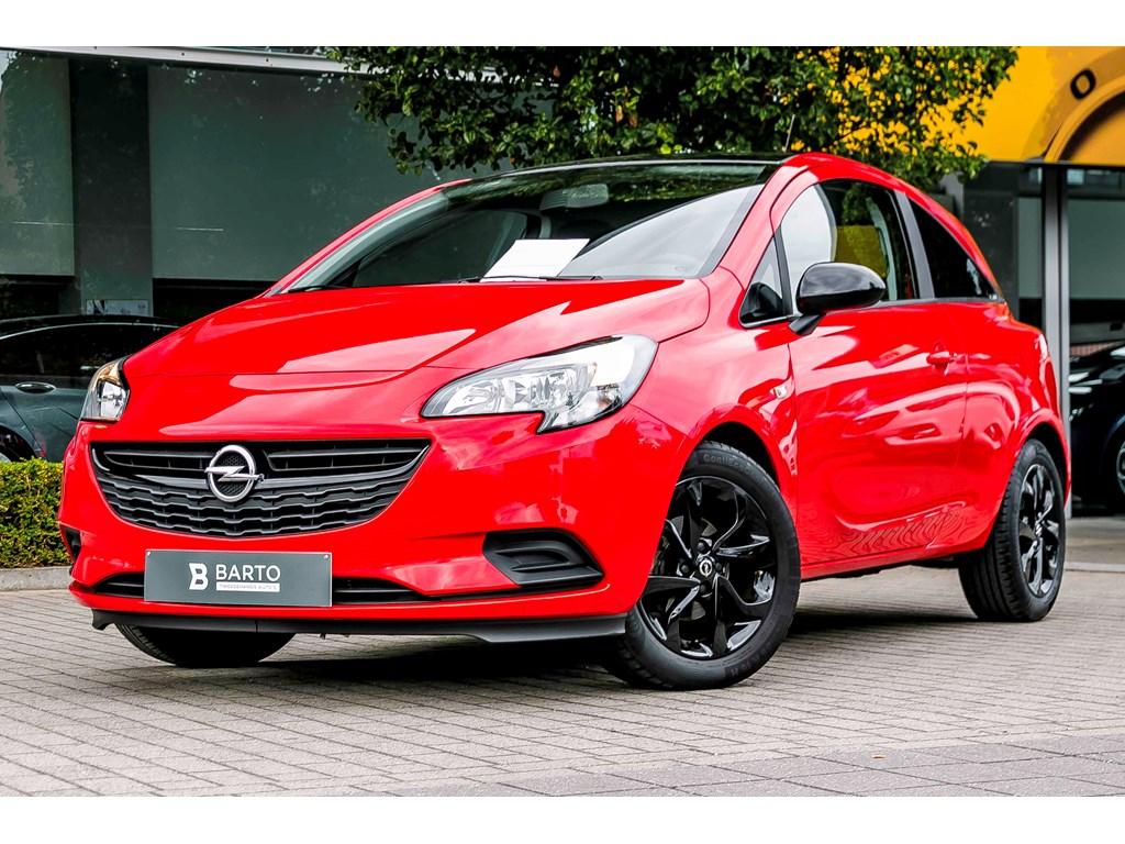 Opel-Corsa-Rood-VERKOCHT-Proficiat-Rob