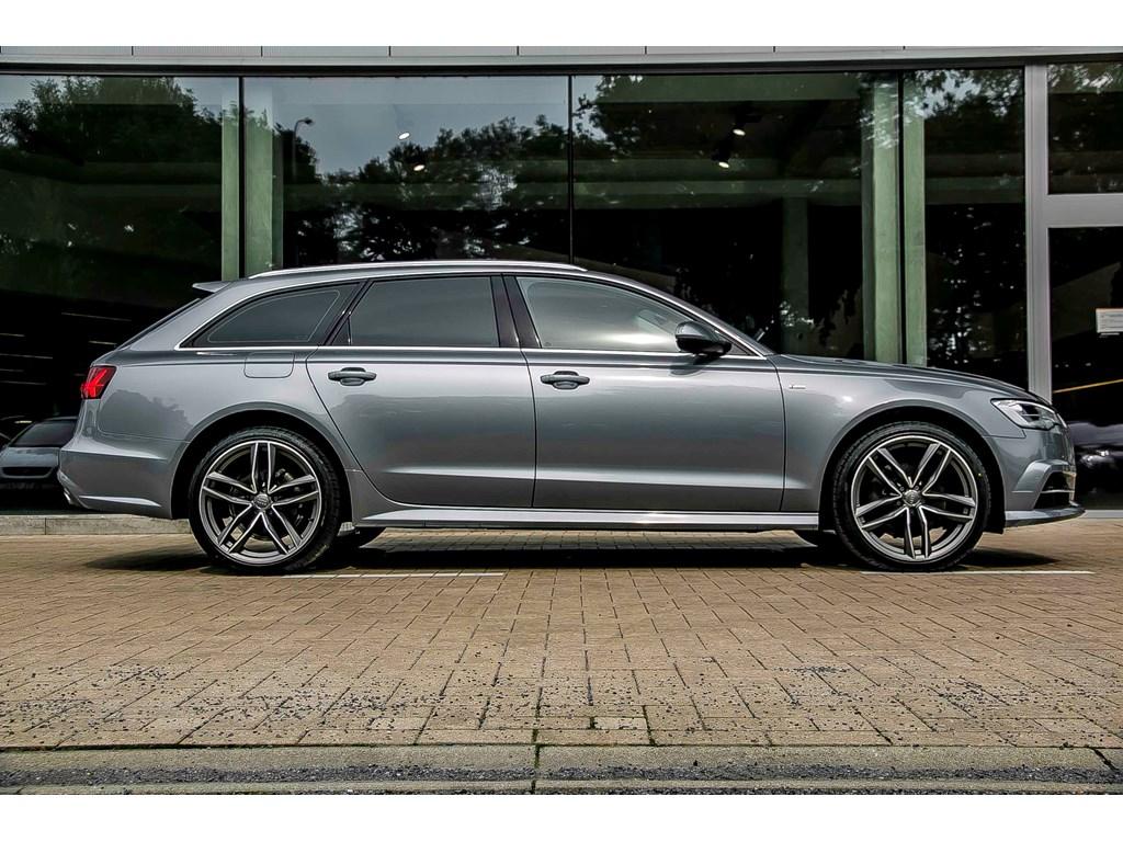 Tweedehands te koop: Audi A6 Grijs - 20 Ultra 190pk - S line - 20 RS wielen - donkere ramen - MMI plus - Sportzetels