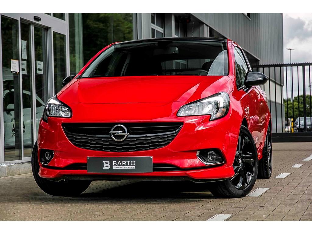 Tweedehands te koop: Opel Corsa Rood - VERKOCHT Proficiat Dennis