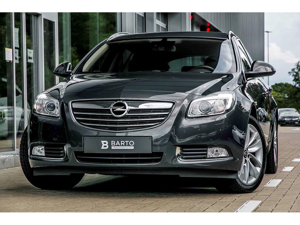 Tweedehands te koop: Opel Insignia Anthraciet - Verkocht Proficiat Sven