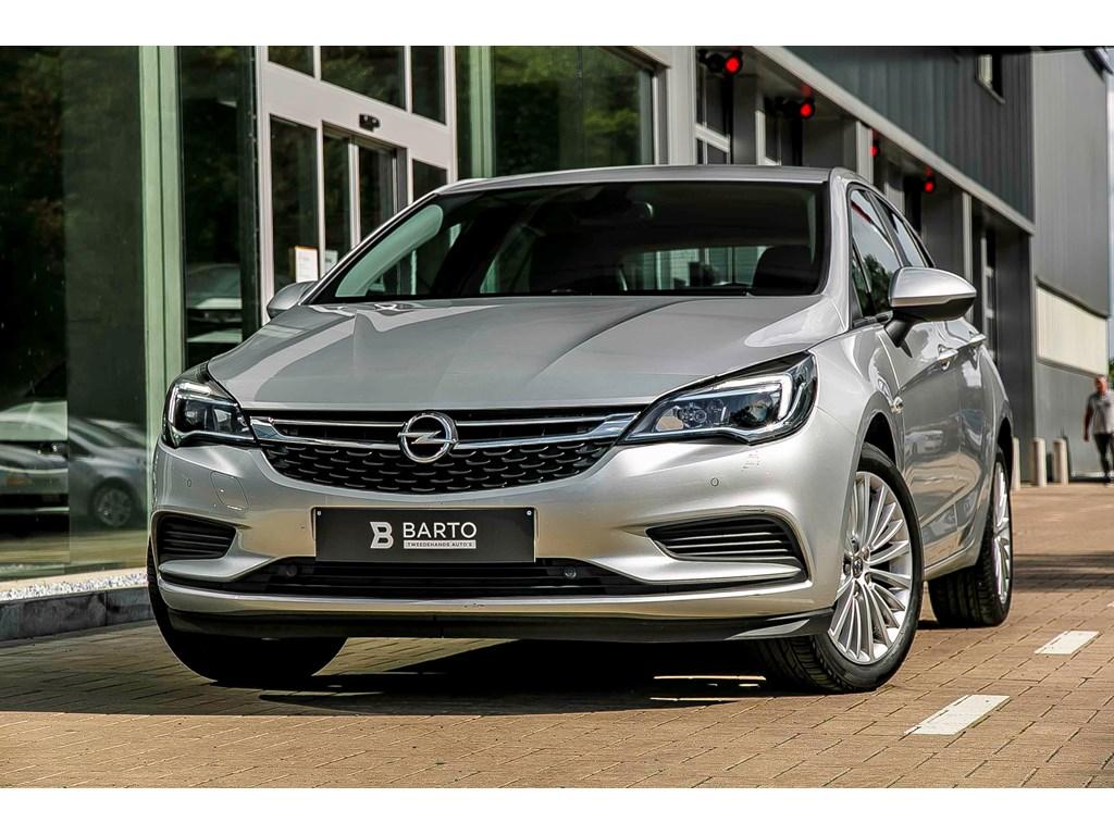 Tweedehands te koop: Opel Astra Zilver - Verkocht - Proficiat Britt