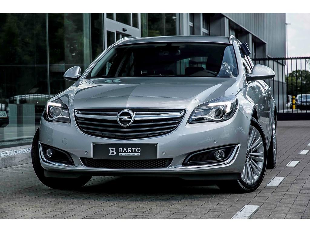 Tweedehands te koop: Opel Insignia Zilver - Verkocht Proficiat Werner