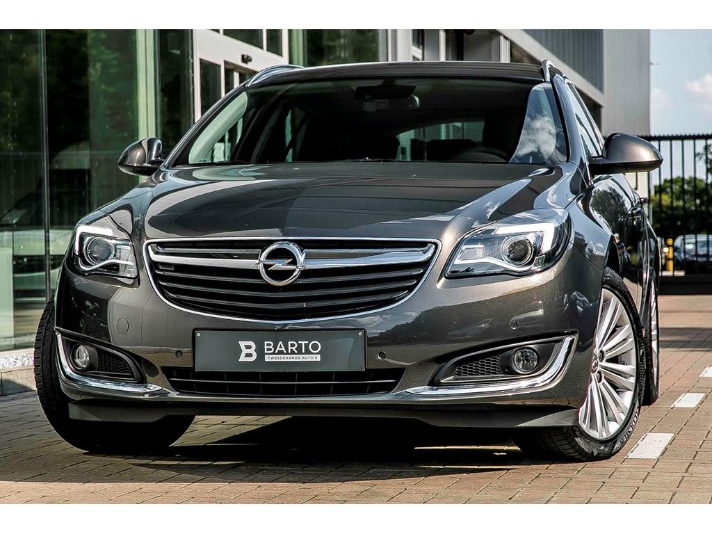 Tweedehands te koop: Opel Insignia Grijs - Verkocht - Proficiat Niek