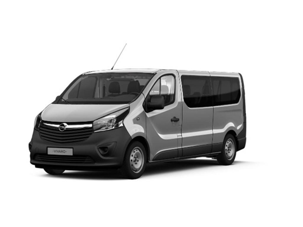 Tweedehands te koop: Opel Vivaro Zilver - Combi L2H1 9 plaatsen 16 CDTi 125p - Nieuw