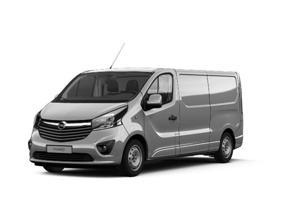 Tweedehands te koop: Opel Vivaro Zilver - 16 CDTi 125pk Gesloten Bestelwagen 3pl Sportive L2H1 - Nieuw