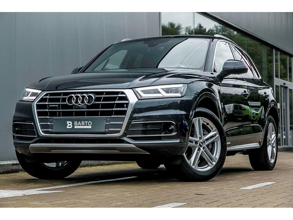 Tweedehands te koop: Audi Q5 New Grijs - Sport - 190pk - S-line - Virt Cockp - 360 cam - Adapt CC