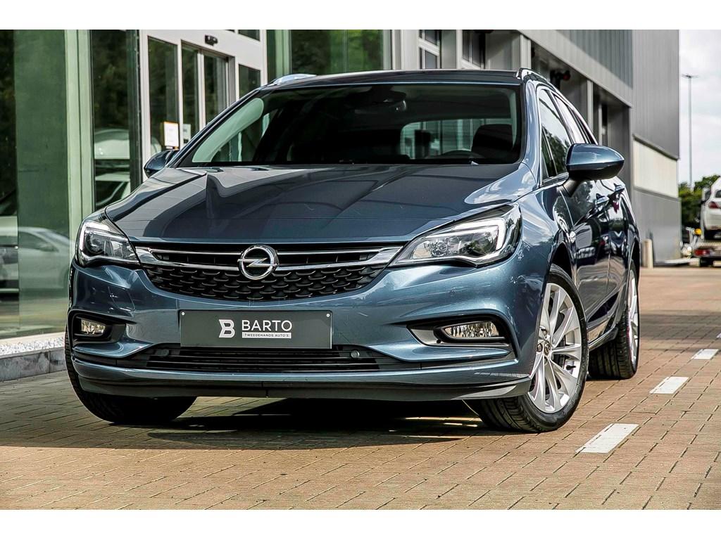 Tweedehands te koop: Opel Astra Blauw - Verkocht - Proficiat Toon