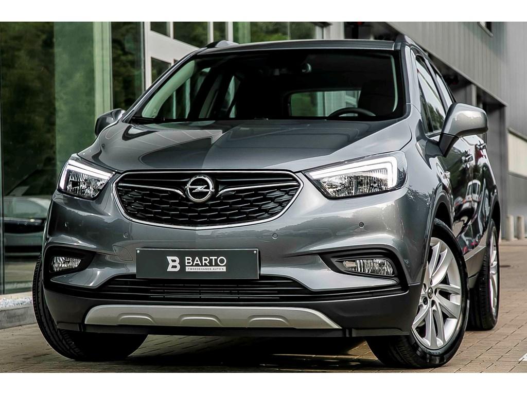 Tweedehands te koop: Opel Mokka Grijs - 14b 140pk - Edition - Navi - Airco - 7900km