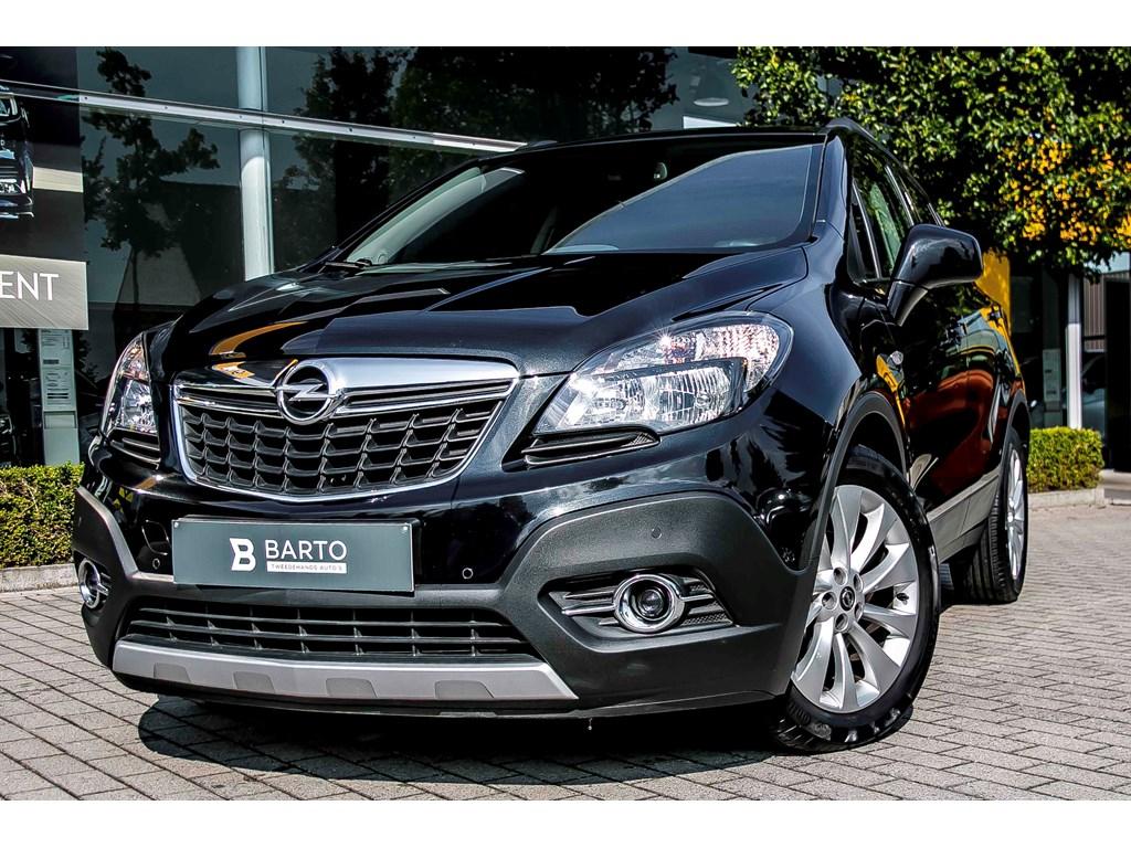 Tweedehands te koop: Opel Mokka Zwart - Verkocht Proficiat