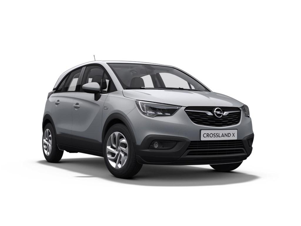 Opel-Crossland-X-Grijs-Edition-12-Benz-manueel-5-81pk-Nieuw