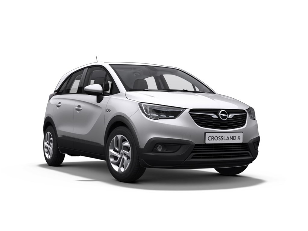 opel crossland x zilver edition 1 2 benz manueel 5 81pk nieuw wagens barto. Black Bedroom Furniture Sets. Home Design Ideas