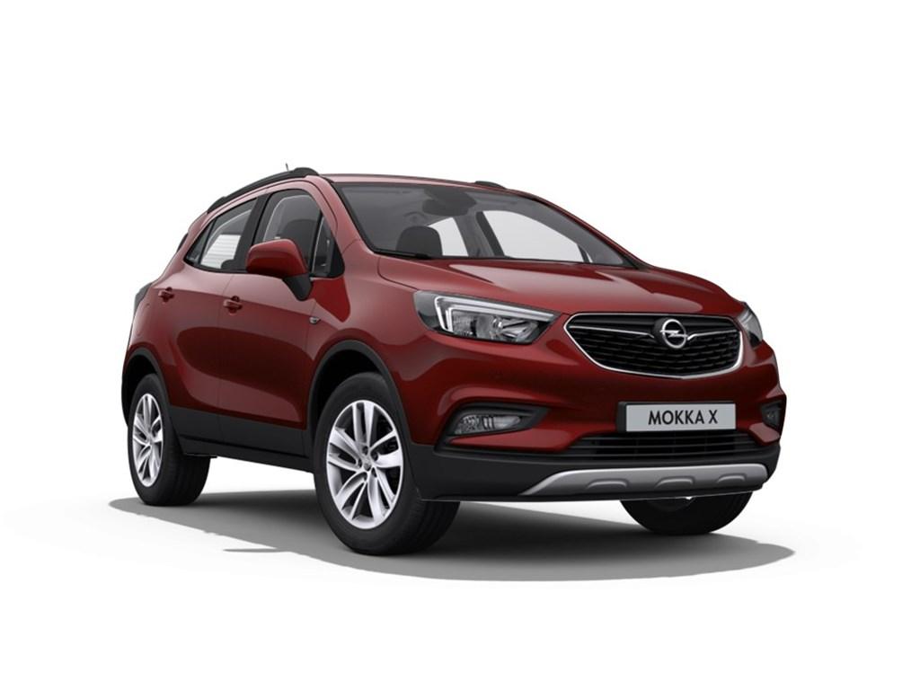 Tweedehands te koop: Opel Mokka Bordeaux - Edition 16 Benz manueel 5 versn - Nieuw - Navigatie - Parkeersensoren