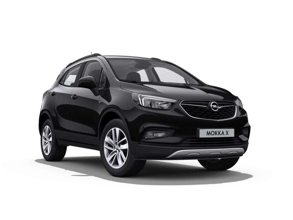 Tweedehands te koop: Opel Mokka Zwart - Edition 16 Benz man 5 versn - Nieuw - Navigatie - Parkeersensoren