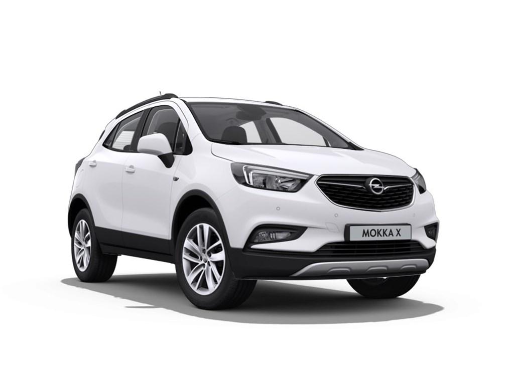 Opel-Mokka-Wit-Edition-16-Benz-man-5-versn-Nieuw-Navigatie-Parkeersensoren