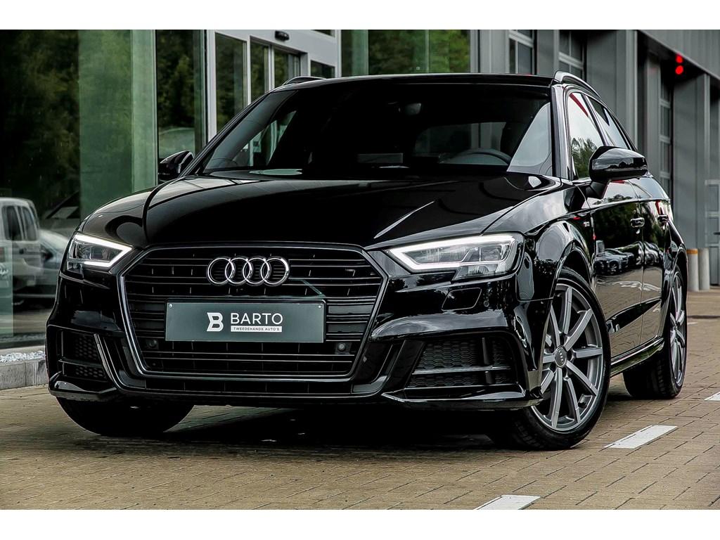 Audi-A3-Zwart-S-line-NIEUW-150pk-Full-LED-Bang-Olufsen-Black-Styling-Pack