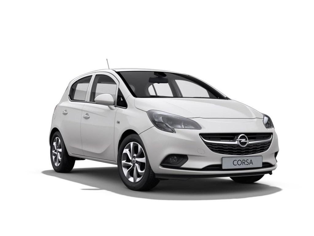 Opel-Corsa-Wit-5-Deurs-12-Benz-70pk-Cosmo-Nieuw-