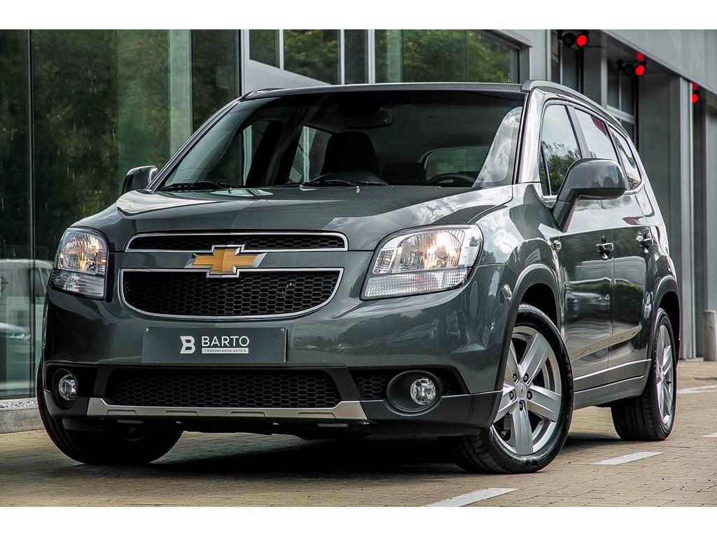 Tweedehands te koop: Chevrolet Orlando Grijs - 20D 163pk - LT - Navi - Aut Airco - 7zit - trekhaak -