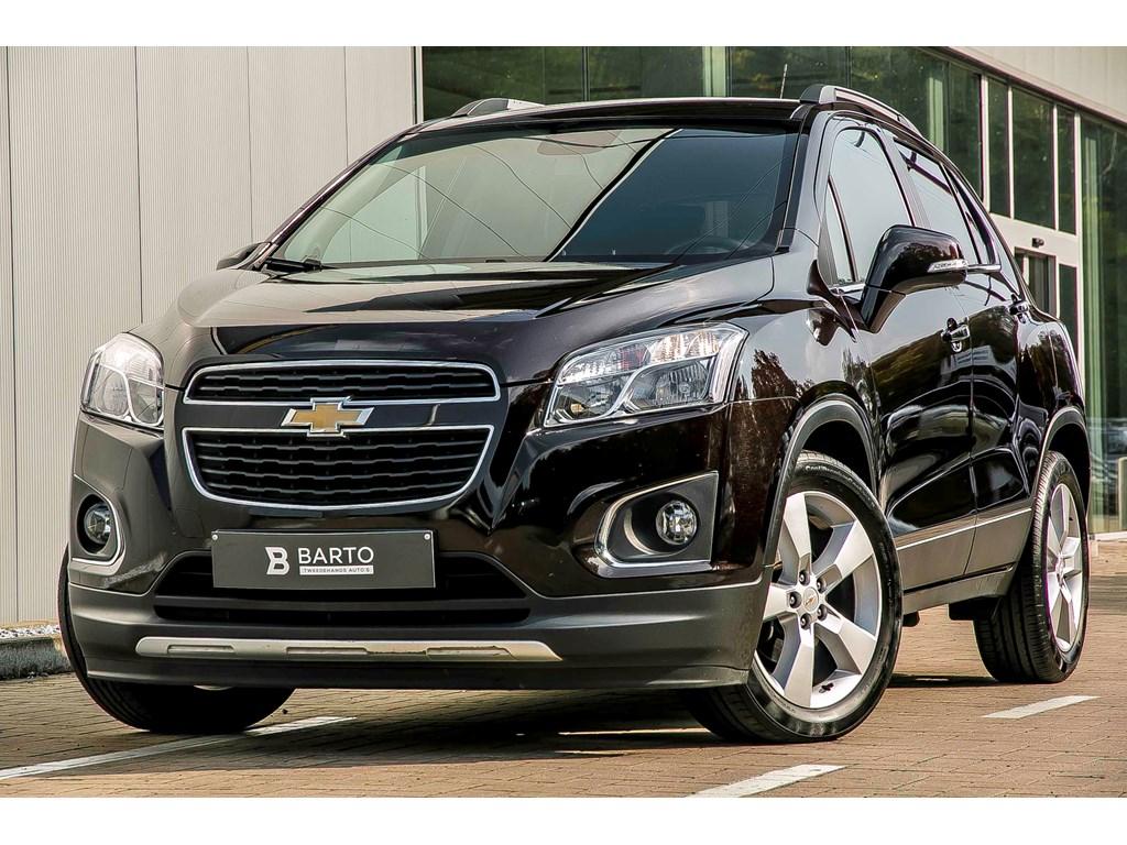 Tweedehands te koop: Chevrolet Trax Bruin - VERKOCHT Proficiat Koen