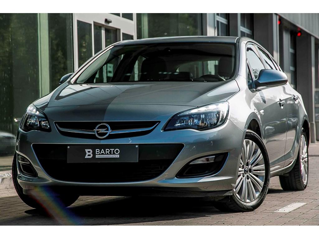 Tweedehands te koop: Opel Astra Zilver - Verkocht - Proficiat Yves