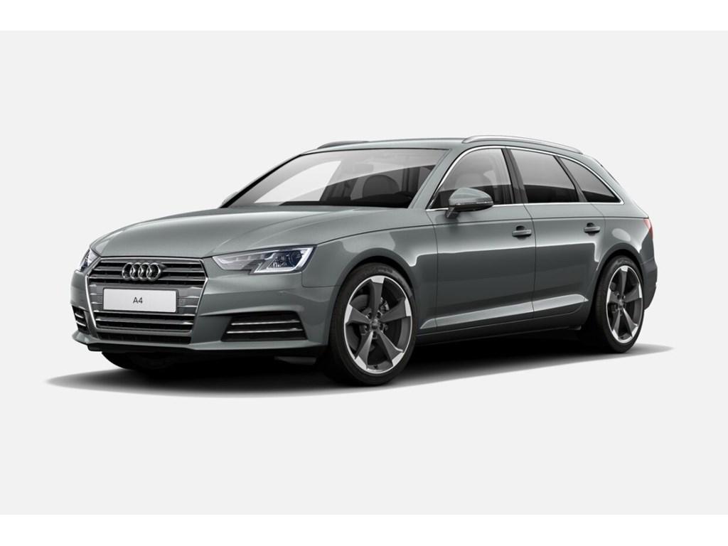 Tweedehands te koop: Audi A4 Grijs - Sport - S-tronic - Virt Cockpit - 19 Rotor - Demo wagen - Promo