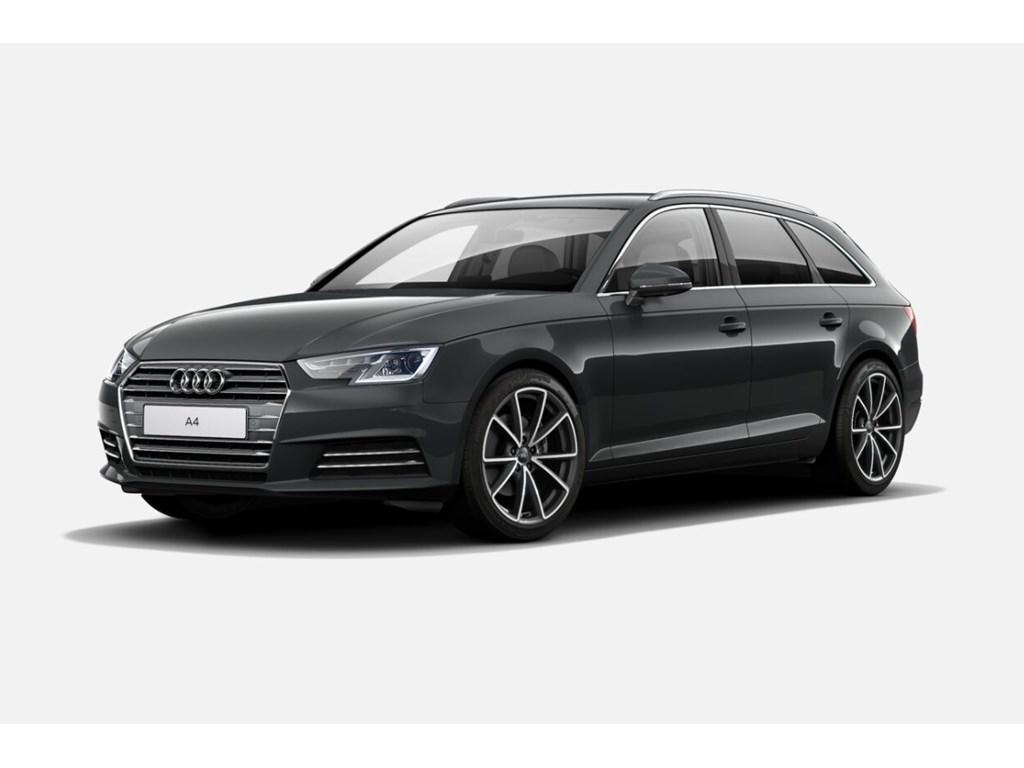 Audi-A4-Grijs-Sport-S-tronic-Virt-Cockpit-19-V-spaak-Demo-wagen-Promo