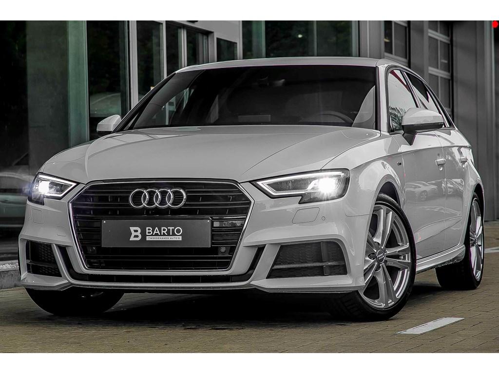 Tweedehands te koop: Audi A3 Wit - TFSI COD ultra Sport 150pk - S-line x3 - Full Led - Navi -