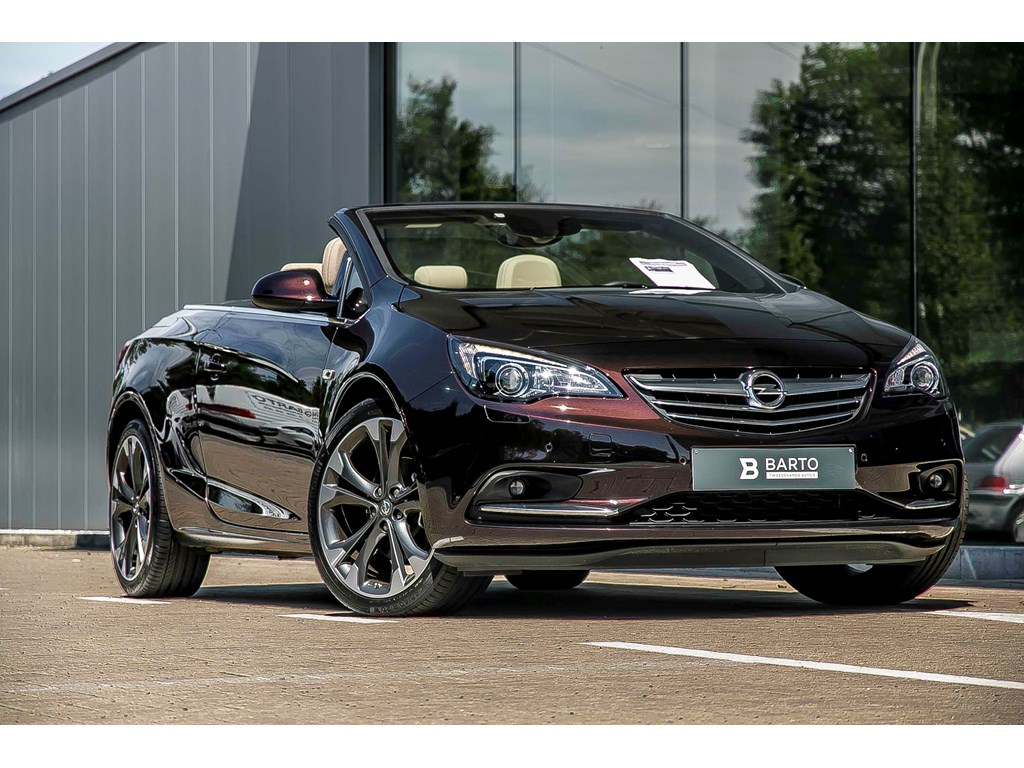 Tweedehands te koop: Opel Cascada Bruin - 20d - 170pk - Erg leder zetels - Xenon - Navi - achteruitrijcamera - 19 -