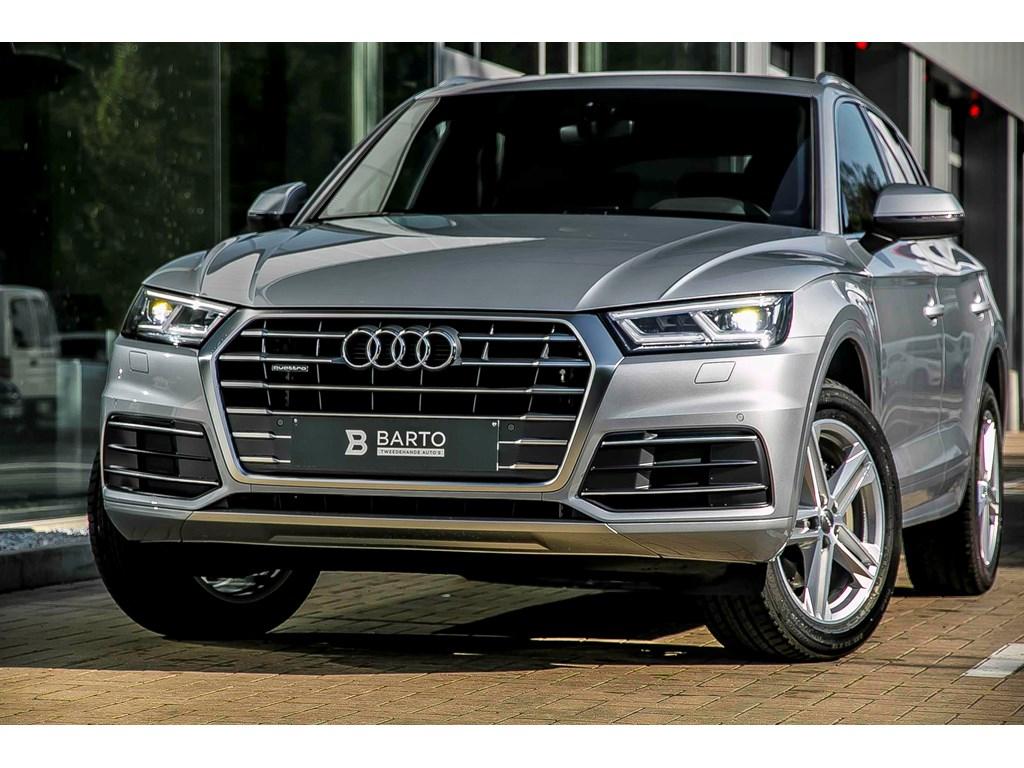 Tweedehands te koop: Audi Q5 New Grijs - Sport - 190pk - Virt cockpit - S-line 3x - Camera -