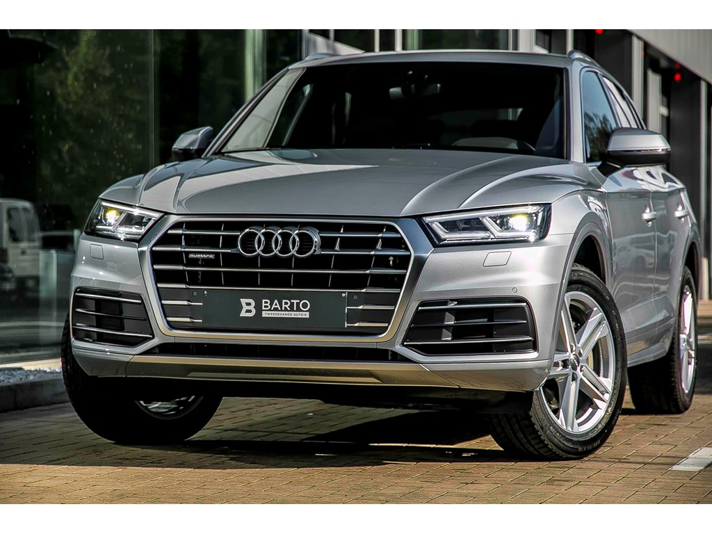 Tweedehands te koop: Audi Q5 New Grijs - Full S line - Matrix - Camera - Virt Cockpit - Privacy -