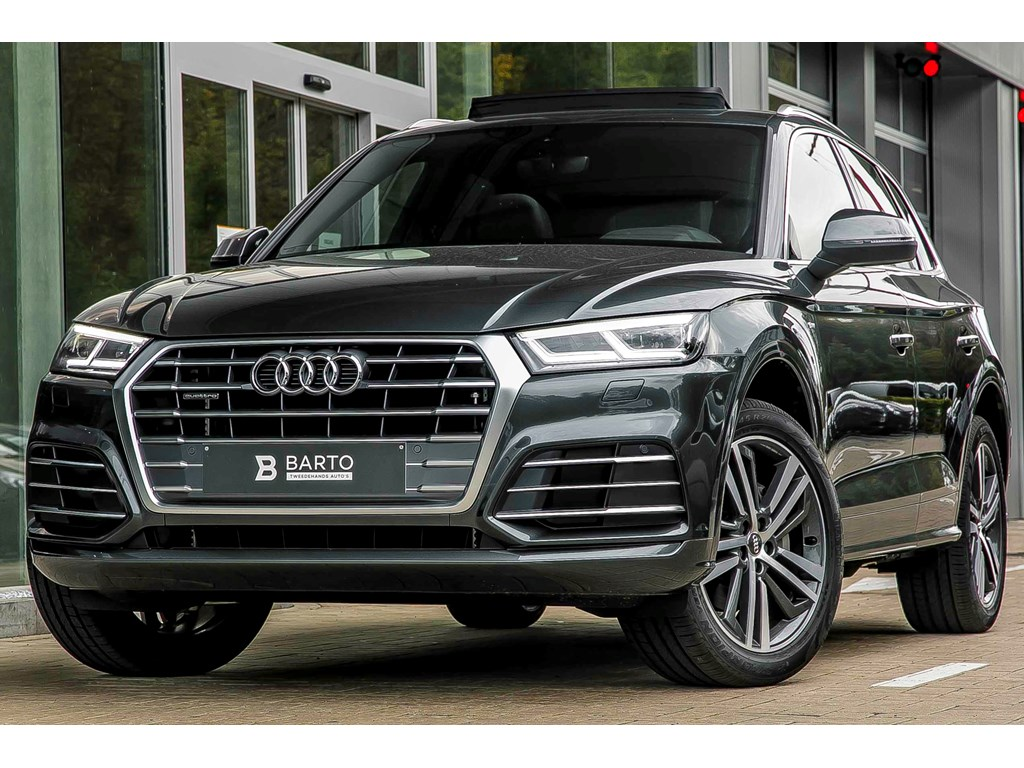 Audi-Q5-New-Anthraciet-DIRECTIEWAGEN-Pano-dak-S-line-20-Matrix-camera-