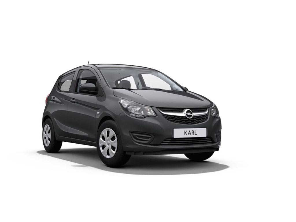 Tweedehands te koop: Opel KARL Grijs - 10 Benz Enjoy - Nieuw