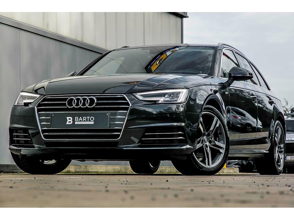 Tweedehands te koop: Audi A4 Grijs - S-line - Full LED - 18 biColor - Sportzetels - Demo Wagen