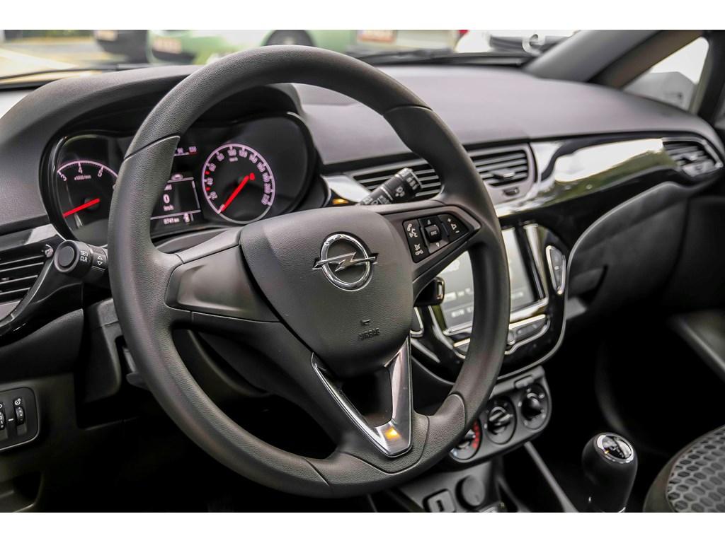 Tweedehands te koop: Opel Corsa Grijs - 12b 70pk - Airco - Intellilink - Auto Lichten - Regensensor -