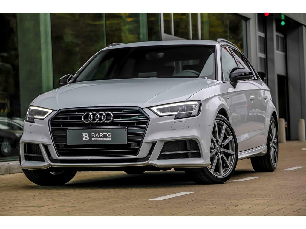 Tweedehands te koop: Audi A3 Wit - S-line - NIEUW - 150pk - Full LED - Bang Olufsen - Black Styling Pack